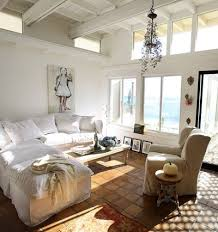 shabby chic cottage style with rachel ashwell at her malibu beach
