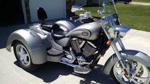 victory kingpin lehman pitboss trike motorcycles for sale