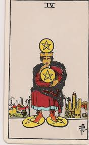 pentacles when the card falls upside down we have lost our motivation and sunk to the level of competence we are achievers of greatness divine and driven by the