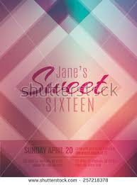 sweet 16 stock images royalty free images u0026 vectors shutterstock