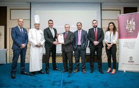 bureau veritas qatar ezdan hotels company receives haccp food safety certification the