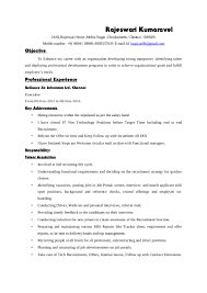 Quicker Jobs Resume by Raji Hr Resume 1
