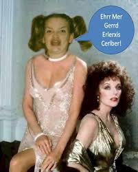 Er Mer Gerd Meme - er mer gerd derlings keeping up with the carringtons