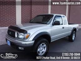 2004 Toyota Tacoma Interior New And Used Toyota Tacoma In Denver Co Auto Com