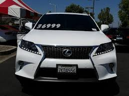 pre owned 2015 lexus suv pre owned 2015 lexus rx 350 sport utility in thousand oaks