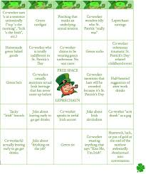 s day bingo awkward office st s day bingo pic