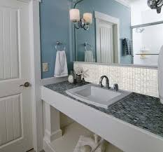 Tile Backsplash Bathroom by Mother Of Pearl Wall Tiles Roselawnlutheran
