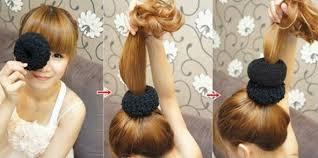 bun accessories hair bun accessories floral design and fluffy accessories