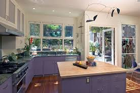 purple cabinets kitchen kitchen cabinets the 9 most popular colors to pick from