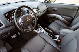mitsubishi interior photo collection mitsubishi outlander interior 2010