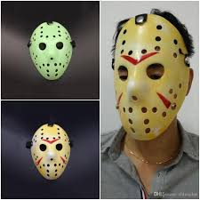 friday the 13th movie theme jason voorhees mask party masks for