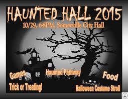 halloween event haunted hall u0027 halloween event returns to somerville city hall oct