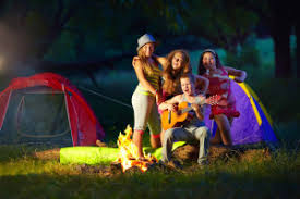 Camping In The Backyard Go Camping In Your Own Backyard