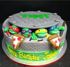 tmnt cake topper tmnt birthday cake toppers mutant turtle inspiration