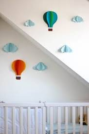 heißluftballon kinderzimmer die besten 25 heißluftballon basteln ideen auf le