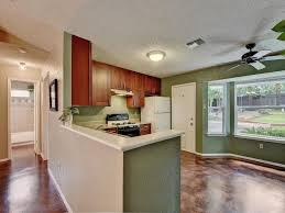 What Is An Open Floor Plan by A Small House In Austin Is On The Market For Less Than 200k