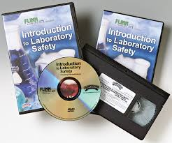 introduction to laboratory safety for life science dvd
