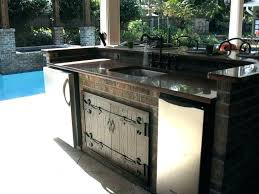 stainless steel cabinets for outdoor kitchens outdoor kitchen doors phaserle com