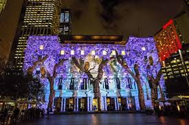 light projection facades light projection