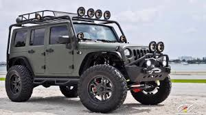 jeep wrangler white 4 door 2016 jeep wrangler modification accessories youtube
