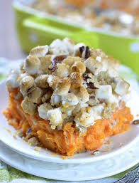 sweet potato casserole recipe omg chocolate desserts