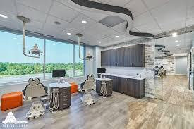modern open bay dental office design by arminco inc nova