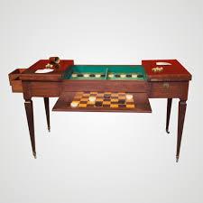bureau leclercq philippe leclercq on table de jeux tric trac formant