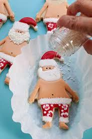 205 best santa cookies images on pinterest christmas cookies
