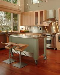 kitchen island mobile view in gallery mobile kitchen island inside loft style apartment