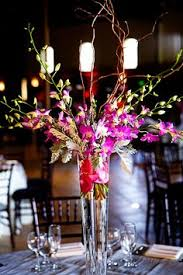 Feather And Flower Centerpieces by Ideas For Non Floral Centerpieces Wedding Feather Centerpiece