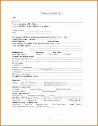 Insurance Quote Sheet Template 7 Quote Sheets Itinerary Template Sle