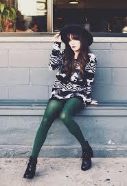 imagenes medias verdes combinaciones que puedes lograr con medias de colores clothes