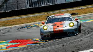 gulf racing wec le mans winners head to nürburgring for home race