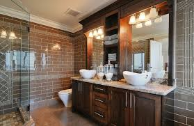 Bathroom In The Kitchen Over The Kitchen Sink Lighting Kitchen Traditional With Apron Sink