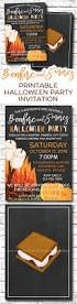 Printable Halloween Invites 22 Best Halloween Party Invitations Images On Pinterest