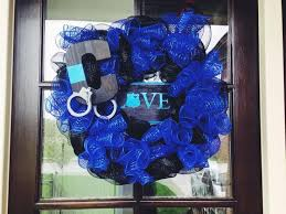 143 best and enforcement wreaths images on
