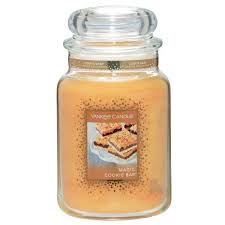 yankee candle cookie magic cookie bar large jar candle