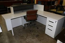 Logiflex Reception Desk Atlanta Office Furniture Inbox Collection Reception Desks
