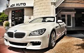 bmw car rental rent brand bmw 6 series convertible m package in miami ccm