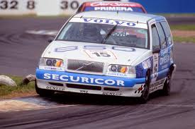 volvo race car twenty years since volvo made its debut in the btcc with the 850