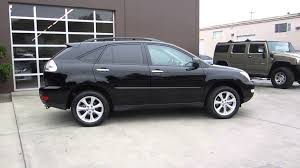 lexus dealership amarillo tx 2008 lexus rx350 black stock 089815 walk around youtube