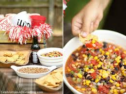 football party ideas football party ideas recipes celebrations at home