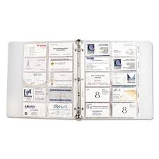 sams club business cards c line business card binder pages holds 20 cards 8 1 8 x 11 1