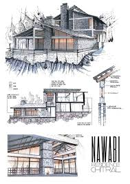 House Architecture Drawing Best 25 Architecture Portfolio Ideas On Pinterest Architecture
