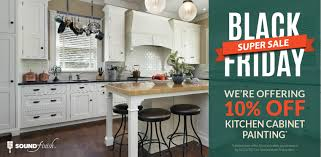 kitchen cabinets on sale black friday sound finish cabinet painting refinishing seattle black