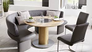 decoration of dining table mitventures dining table with sofa bench russcarnahan