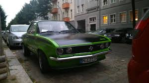 1975 opel manta for sale a stunning opel manta parked somewhere in friedrichshain berlin