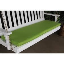 100 4ft bench cushion a u0026l furniture sundown agora 45 x