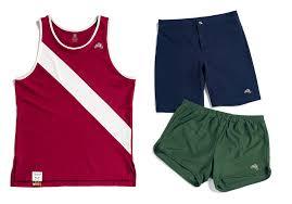 tracksmith running apparel