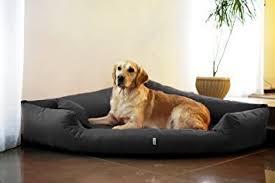 canapé pour chien grande taille trivia tr4 02 canapé d angle pour chien grande taille amazon fr